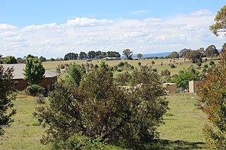 Bywong Suburb of Queanbeyan-Palerang Regional Council, New South Wales, Australia