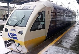 Kyiv Boryspil Express - Image: CAM02935