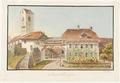 CH-NB - Amsoldingen, Pfarrhaus und Kirche - Collection Gugelmann - GS-GUGE-WEIBEL-D-9a.tif