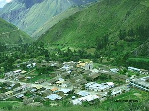 Chinchihuasi District - Chinchihuasi