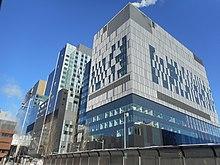 Centre hospitalier de l'Université de Montréal — Wikipédia