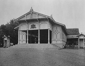 Kuta Raja - Governor house in Kotaraja, Aceh
