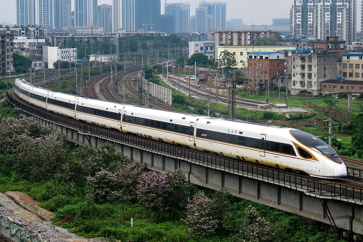 Hengyang–Liuzhou intercity railway - Wikipedia