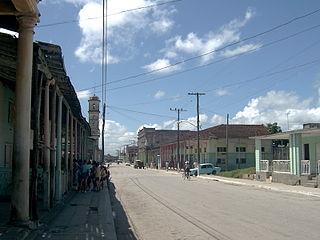 Cabaiguán Municipality in Sancti Spíritus, Cuba