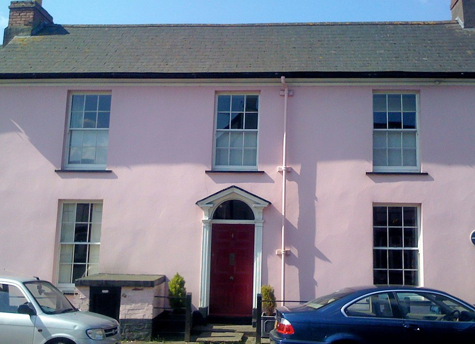 Caerleon-Arthur Machen's birthplace
