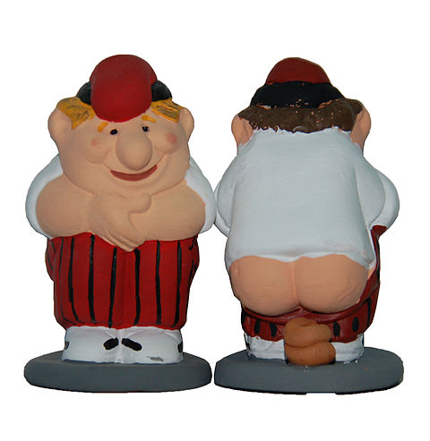 Caganer pages
