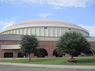 Cajundome - Cajundome (2011 photo)