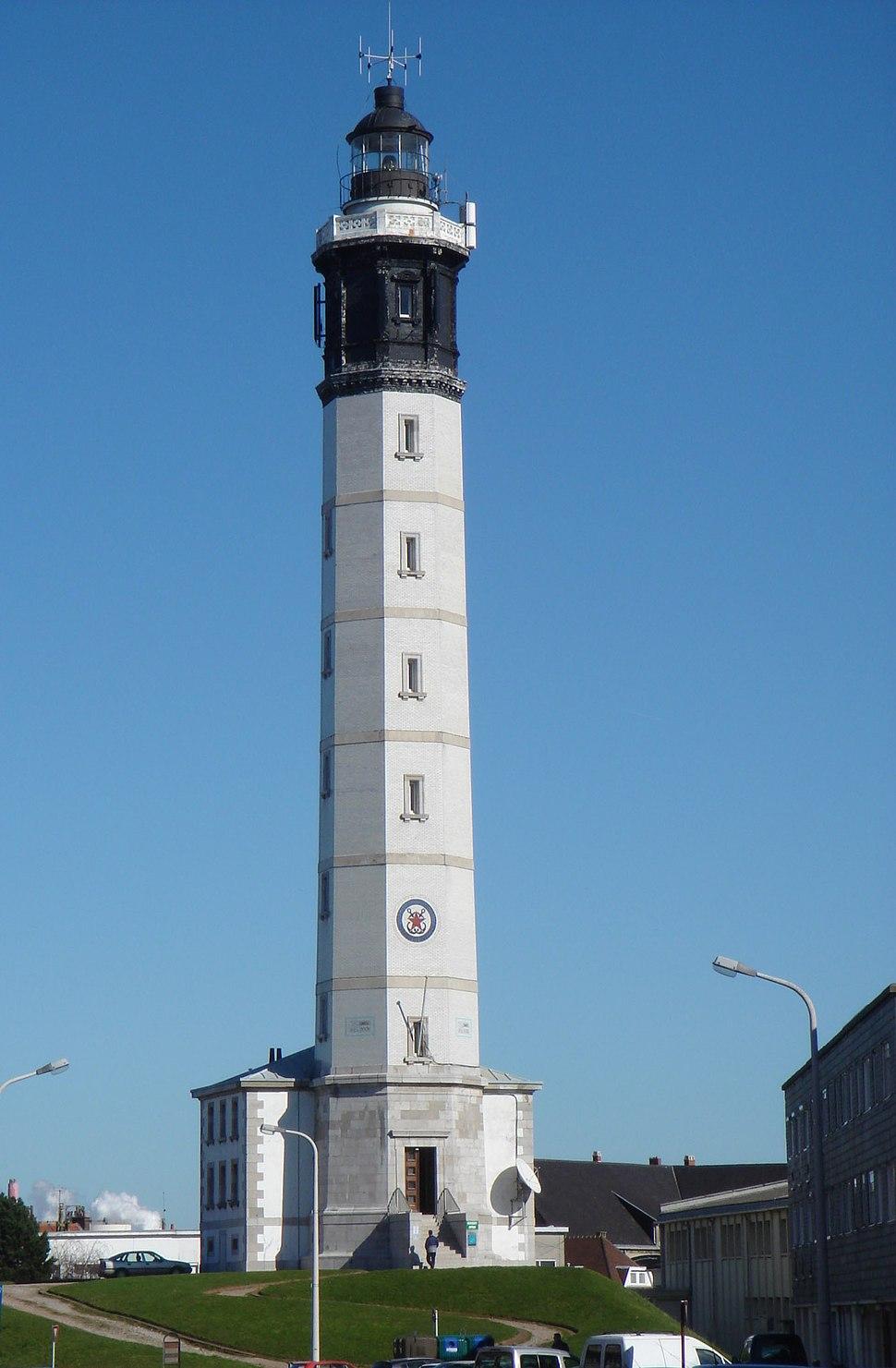 Calais Nord phare