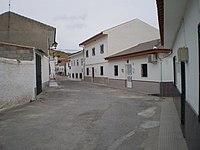 Calle Granada en Villanueva de las Torres.JPG
