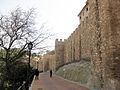Calle del Argén i muralla nord (Sogorb).jpg