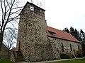 Calvörde-Wegenstedt, Dorfkirche mit Westturm.JPG