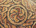 Camino de Albalate (i). Mosaico; Detalle (7) - Foto José Antonio Bielsa.JPG