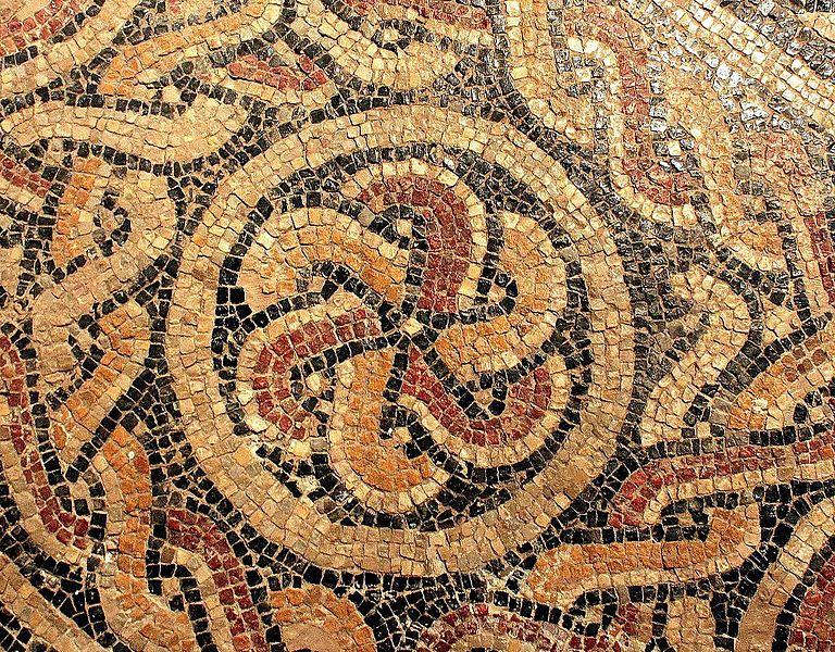 File:Camino de Albalate (i). Mosaico; Detalle (7) - Foto José Antonio Bielsa.JPG