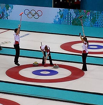 Canada at the 2014 Winter Olympics - Canada winning the gold medal