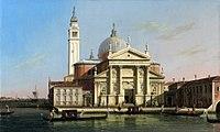Canaletto - Venice, The Church of San Giorgio Maggiore.jpg