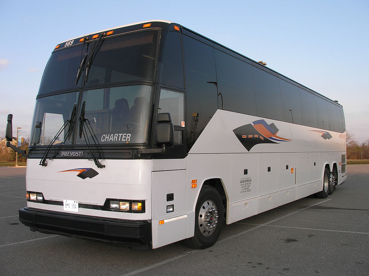Tour Bus Rental In Rome  Pax Weekly Rate