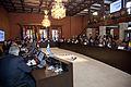 Canciller Ricardo Patiño participa de la Reunión Extraordinaria del Consejo de Ministras y Ministros de la UNASUR (7362017010).jpg