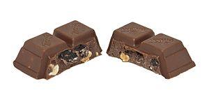 Nestlé Chunky - A Chunky broken in half