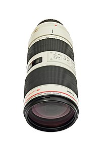 Canon EF 70-200mm f/2.8 IS II US телеобъектив