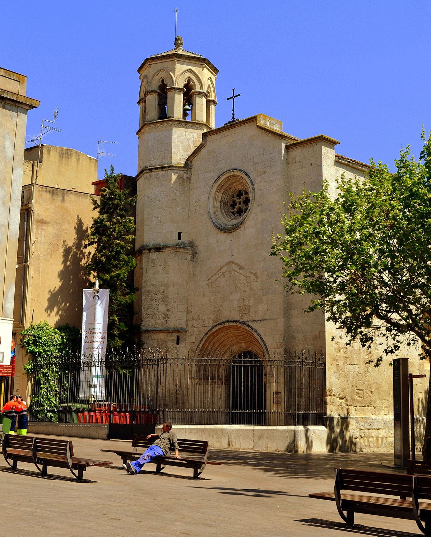 Capella de sant joan vilafranca del pened s viquip dia l 39 enciclop dia lliure - Perrera de vilafranca ...