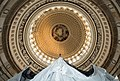 Capitol Dome Restoration - Rotunda Interior Protection (13886445078).jpg