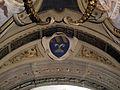 Cappella carnesecchi di bernardo, stemma sull'arcone.JPG