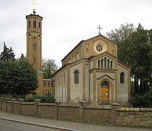Caputh, Brandenburg - Dorfkirche Caputh