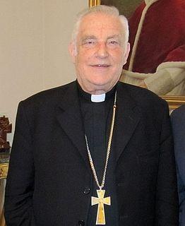 Zenon Grocholewski Catholic cardinal