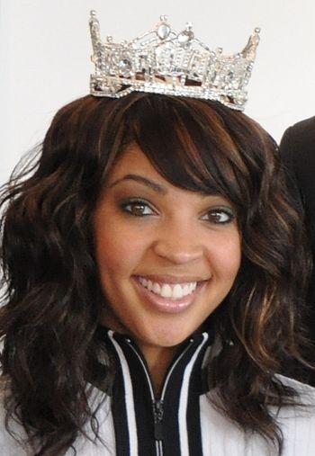 Caressa Cameron, Miss America 2010