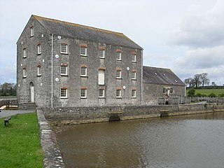 Carew Tidal Mill Grade II* listed building in Pembrokeshire. Tide mill in Pembrokeshire, United Kingdom