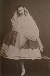 Catherine Chislova Russian dancer, the mistress of Grand Duke Nicholas Nikolaevich