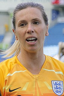 Carly Telford English footballer