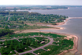 Carlyle Lake Illinois aerial view.jpg