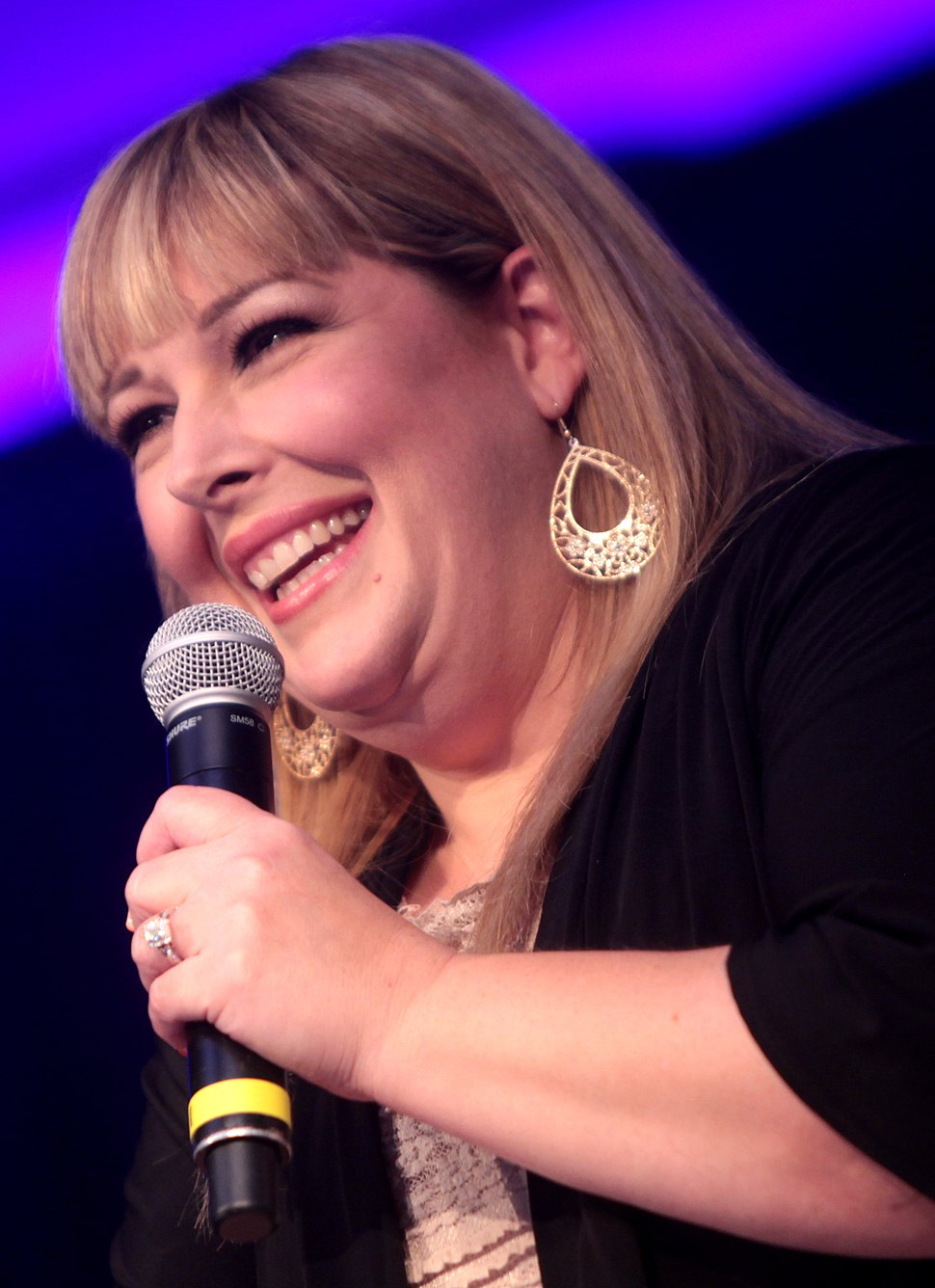 Carnie Wilson Oct 2014 2 (cropped)