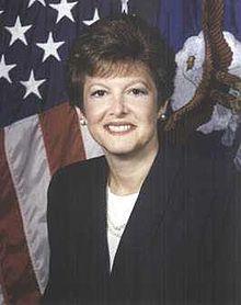 Carol DiBattiste, Under Secretary of the Air Force.jpg