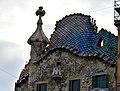 Casa Batillo, Gaudi, finished 1906 (51) (31209710586).jpg
