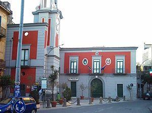 Casandrino - Town hall.
