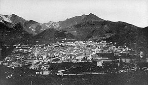 Carrara - Carrara in 1911.