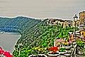 Castel Gandolfo, Albaner Berge, Provinz Rom (8260169579).jpg