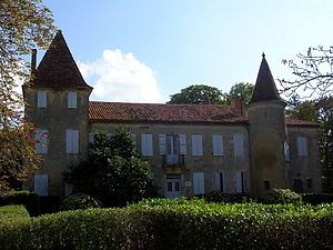 Lupiac - Castle of d'Artagnan