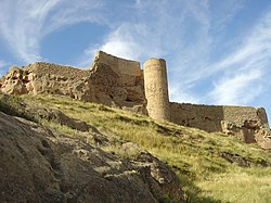 Castle of Arnedo.