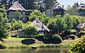 Castleburn - Hotel accommodation in the Southern Drakensberg South Africa - panoramio.jpg