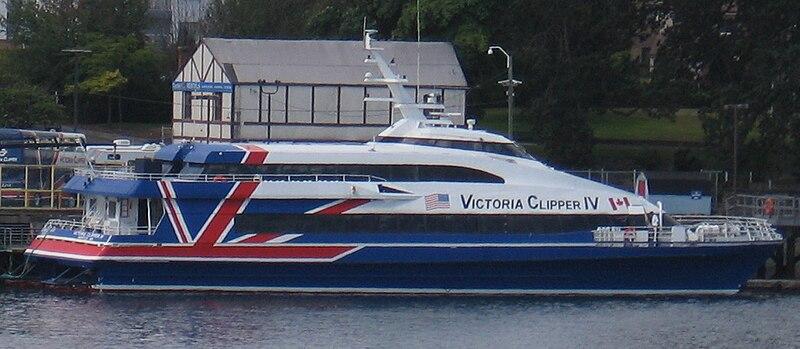 File:Catamaran Victoria Clipper IV.jpg