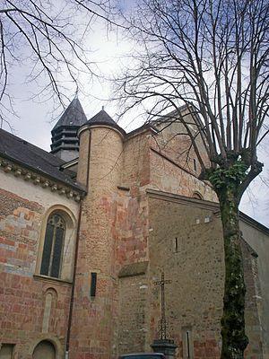 Lescar - Cathedral