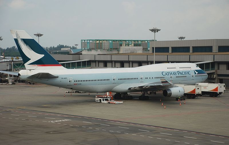 pics cathay pacific 777