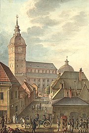 Cathedral of Turku, Finland, 1814