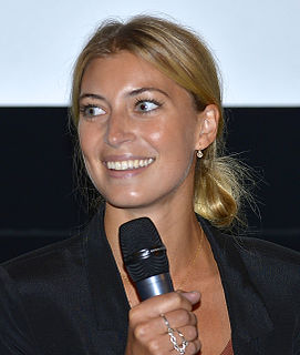 Cecilia Forss Swedish actress and comedian