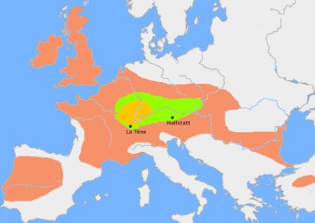Celts 800-400BC