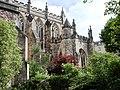 Cemetery garden, Bristol Cathedral - geograph.org.uk - 880782.jpg