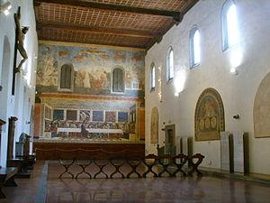 Last Supper (del Castagno) - Refectory of Sant'Apollonia